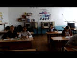 шуточное поздравление мальчиков с 23 февраля) Революционная СОШ)