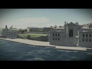 СЕВАСТОПОЛЬ 3D, 1914 г. Sevastopol 3D history - Life of the city, 1914
