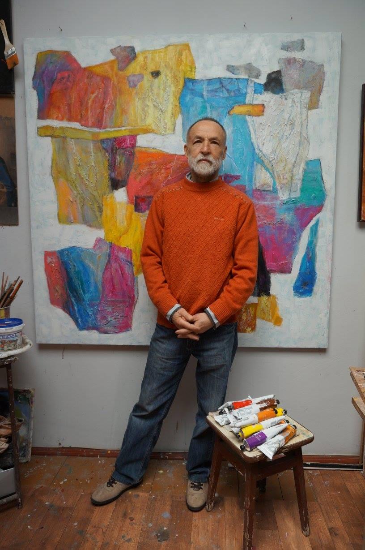 З українським митцем Артемом Присяжнюком прощатимуться в Чернівцях