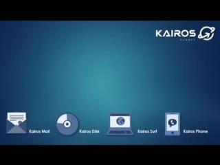 Kairos Technologies in English Presentation! Passive income, everybody earn money