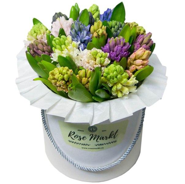 Купить цветы с доставкой в спб