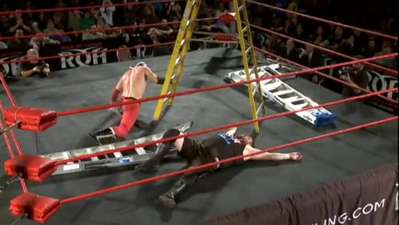 El Generico vs Kevin Steen Final Battle 2012
