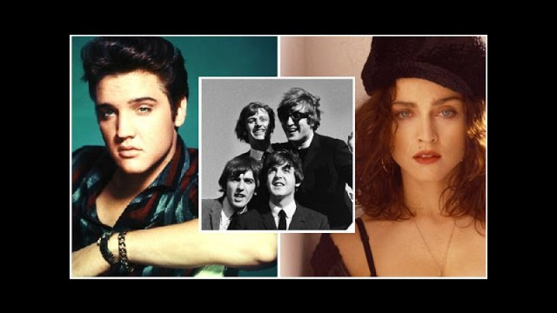 Top 3 Worldwide Hits (1955 - 2016)