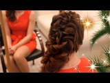 Hairstyle for long hair - Причёска на резинках - Модель - Hairstyles by REM