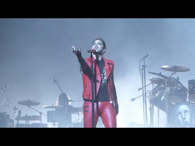 Queen Adam Lambert QAL2017 Tour GDML IWIA - Boston 7-25-17