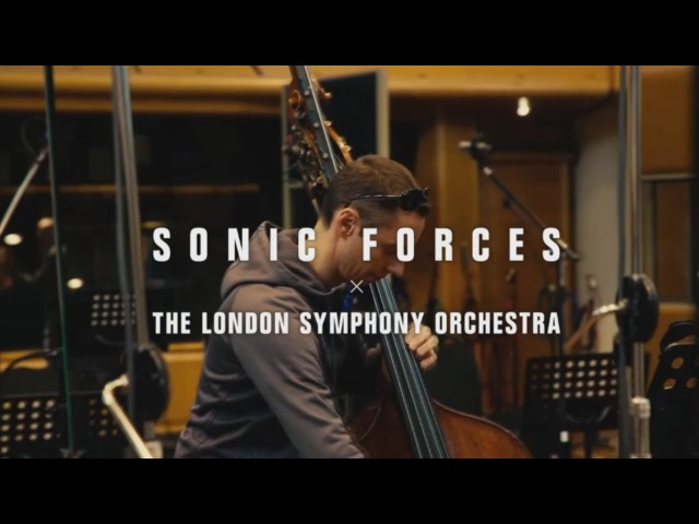 Sonic Forces x The London Symphony Orchestra