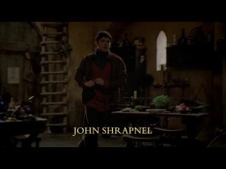 Сериал Мерлин (Merlin) 5x08 ТВ3 смотреть онлайн бесплатно на Sibnet
