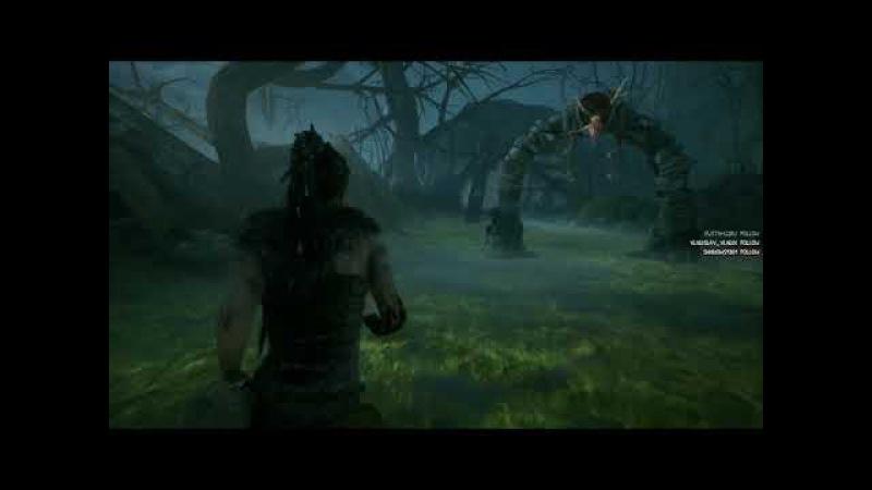 Hellblade: Senua's Sacrifice (stream) ➥ Прохождение Часть 3 (Part 3) ➥ Новый меч за испытания.
