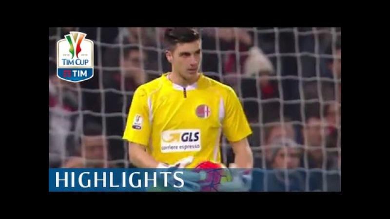 Genoa - Alessandria - 1-2 - Highlights - Ottavi di finale - TIM Cup 2015/16