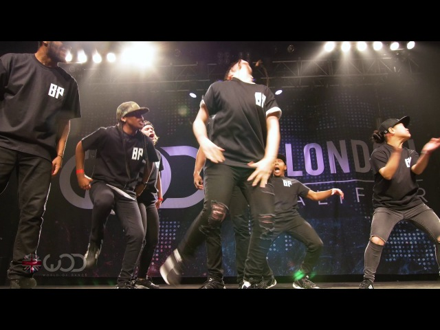 Buckness Personified Showcase World of Dance London Qualifier WODUK16