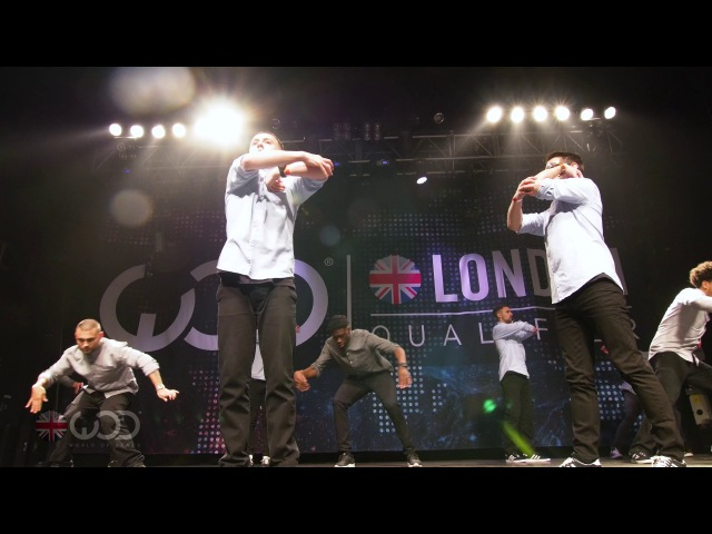 UMA Showcase World of Dance London Qualifier WODUK16