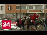 ЧП в Ново-Переделкине мужчина взял в заложники жену и детей