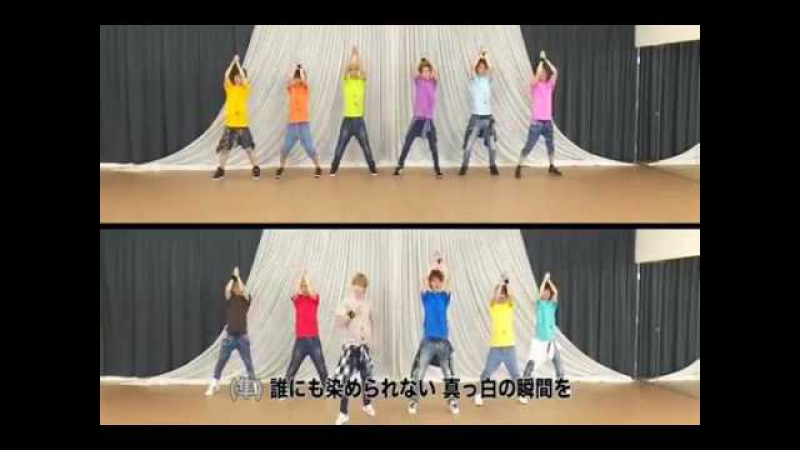 Tsukiuta - Tsuki no Uta (Dance Practice)