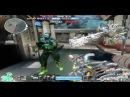 Đột Kích | Gatling Gun-Infernal Dragon (6 Nòng VIP) Chức năng Siêu Bá Đạo | Nghĩa Montage ✔