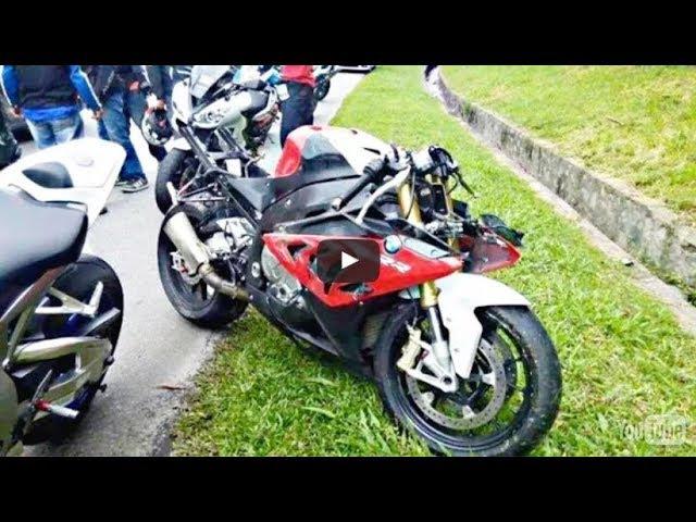 Мотоциклетные срывы Сентябрь 2017 года и сбор данных о несчастных случаях сбой м ...