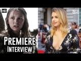 Hannah Murray - Detroit &amp Game of Thrones Season 7 - Premiere Interview
