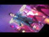 Adam Lambert Strut Concord Glam Nation Tour