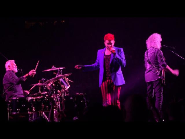 Q ueen and Adam Lambert CLTCL The Palace of Auburn Hills 2017 07 20