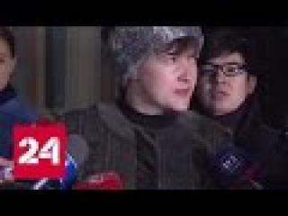 Савченко опубликовала списки военнопленных вопреки предупреждениям СБУ