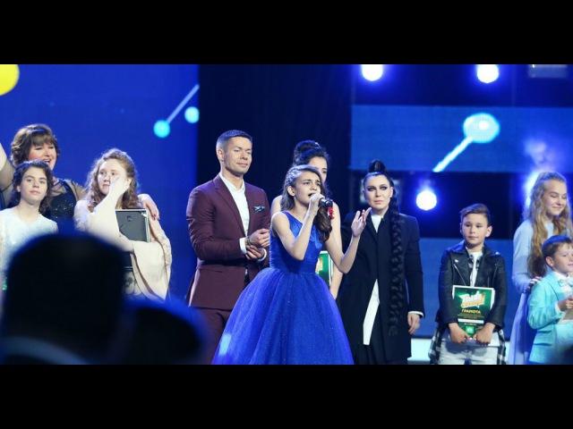 Валерия Адлейба. Песня победителя «Ты супер!»