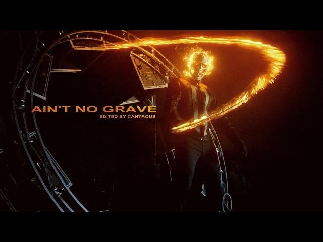 Ghost Rider (Robbie Reyes) Ain't No Grave