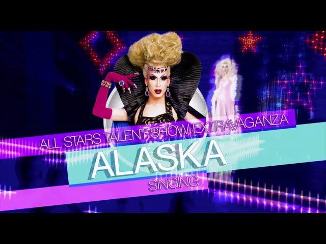All Stars 2 Talent Show Extravaganza - Alaska Thunderfuck (Subtitles)