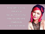 My Ex And Why's OST - Pag ibig (Yeng Constantino) lyrics LIZQUEN