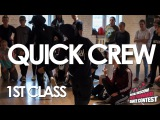 QUICK CREW  SELECT 1ST CLASS  WORKSHOPS BY MFDC 2017 OFFICIAL VIDEO