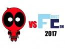 Deadpool vs FrostCon 2017