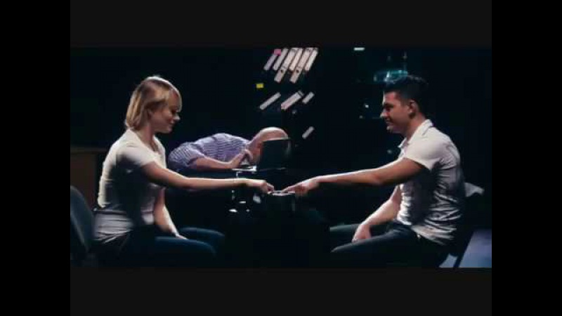 Энергия любви. Эксперимент Константина Короткова с влюблёнными.