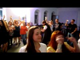 БИПЛАН в Москве, сальса вечеринка