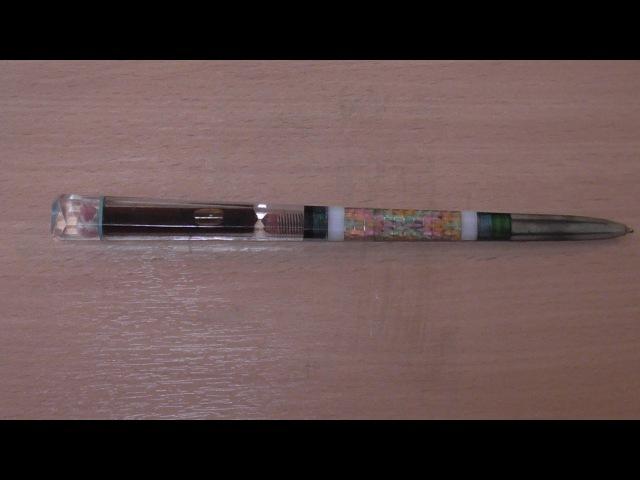 Зоновская ручка из оргстекла