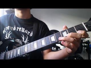 [W/TABS-Guitar Pro] Tsuna Awakens - Tsuna Kakusei Cover