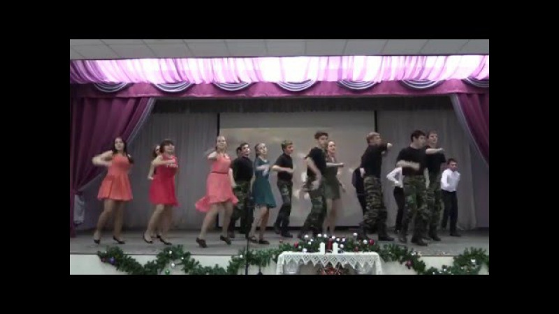 Финал Битвы хоров - 2015. 9б
