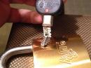 [2] HYT Chain key Padlock