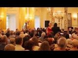 Мария Максакова сольный концерт в Царицыно 2014