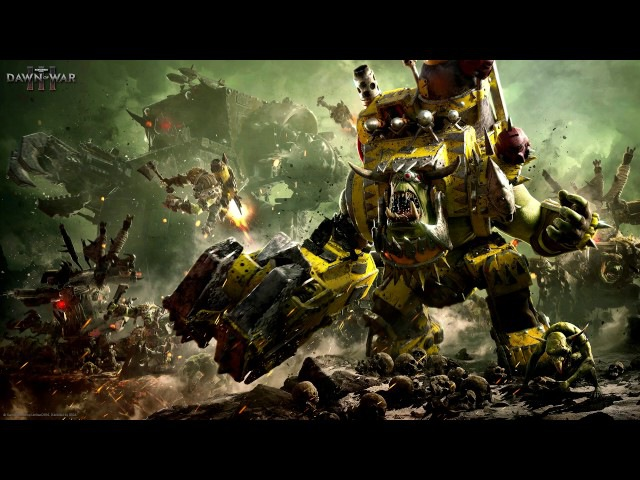 Dawn of War 3 Soundtrack - Orks Main Theme