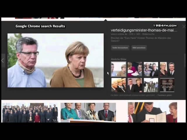 Deutschland wird von der Stasi Regiert und keiner merkt es....