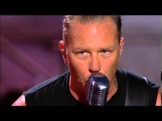 Metallica ЛУЧШИЙ КОНЦЕРТ В КОЛЕЗЕЕ ОЧЕНЬ ХОРОШЕМ КАЧЕСТВЕ