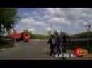 Дорожные приколы в России Везунчики на дороге Подборка