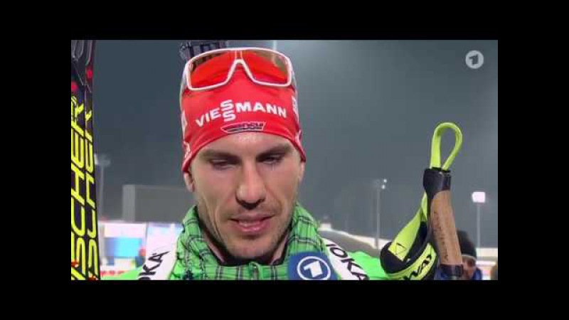 PyeongChang-2017. Comments from Arnd Peiffer after relay