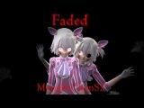 MMD x FNAF-Faded