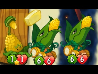 Plants vs Zombies Heroes - Cob Cannon Gameplay: Try out the