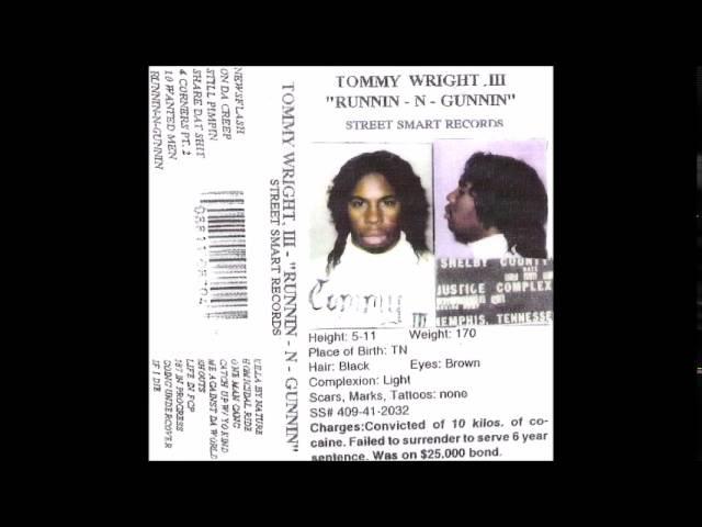 Tommy Wright lll Runnin N Gunnin' 1994