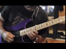 Funky Shred impro in D minor by Panos A Arvanitis