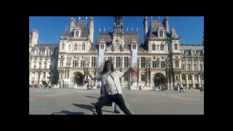 Salif Gueye Jika Manu Hôtel de Ville Paris