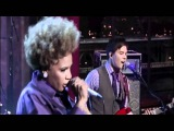 Macy Gray sings Creep on David Letterman (May 8, 2012)