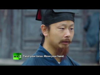 The Secrets of Wudang Wushu: Chinese Monks Perfect a Chinese Martial Art