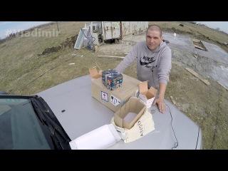 Распаковка посылки от компании ВМПАВТО