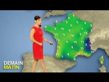 Прогноз погоды (M6 Франция, 24.12.2012)